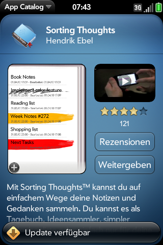 Sorting Thoughts version 1.1.4 ready for download